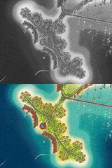 Yantai Coast Masterplan