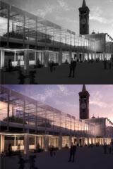 Civic Centre of Treviglio Phase2
